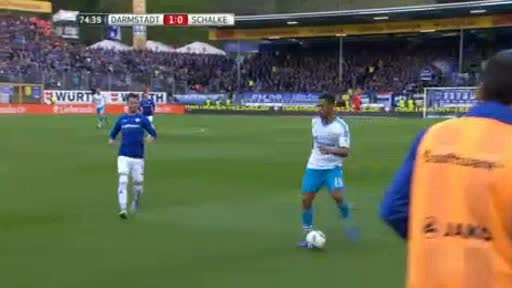 Darmstadt 98 Schalke goals and highlights