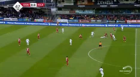 Oostende Anderlecht goals and highlights