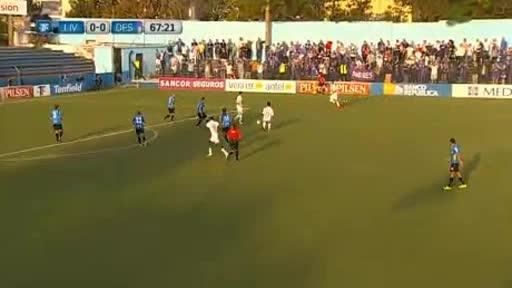 Liverpool M. Defensor Sp. goals and highlights