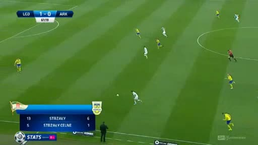 Lechia Arka Gdynia goals and highlights
