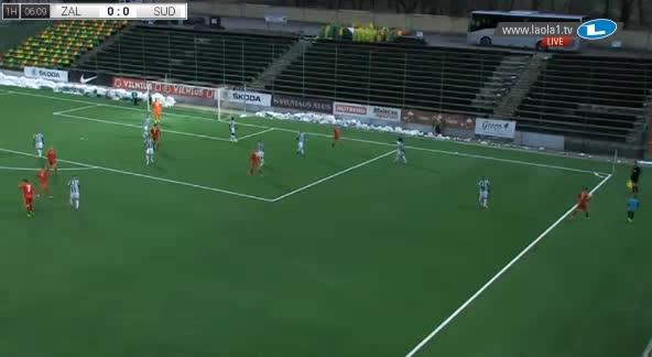 Zalgiris Suduva goals and highlights