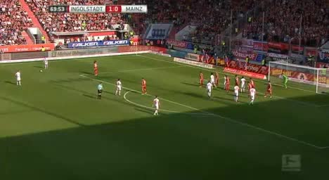 Ingolstadt Mainz goals and highlights
