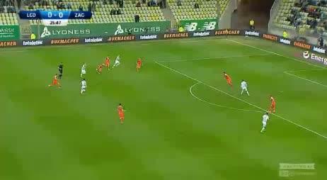 Lechia Zaglebie goals and highlights