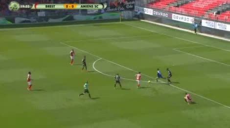 Brest Amiens goals and highlights