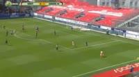 Alexandre Coeff scores in the match Brest vs Amiens SC