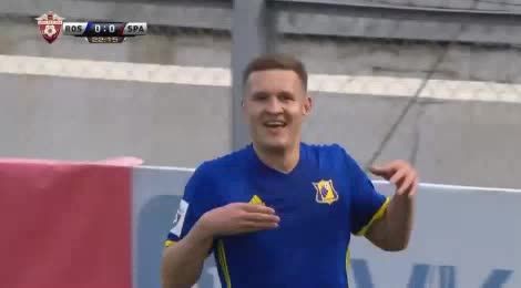 Rostov Spartak Moscow goals and highlights