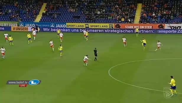 St. Polten Salzburg goals and highlights
