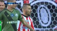 Video from the match Cracovia vs Legia