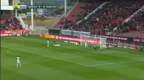 Dijon Angers goals and highlights