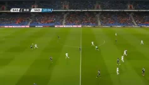 Basel Vaduz goals and highlights