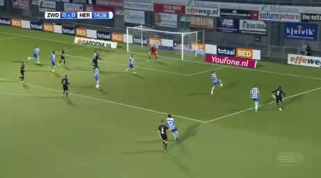Zwolle Heracles goals and highlights