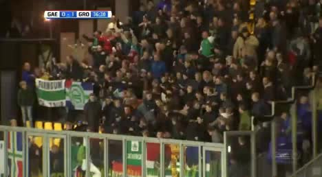 G.A. Eagles Groningen goals and highlights