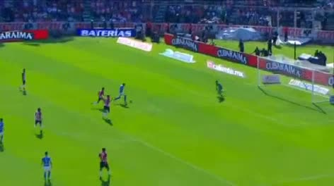 Cruz Azul Guadalajara Chivas goals and highlights
