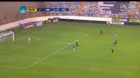 Alberto Quintero scores in the match Universitario de Deportes vs Cajamarca