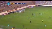 Maximiliano Callorda scores in the match Universitario de Deportes vs Cajamarca