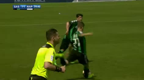 Sassuolo Napoli goals and highlights