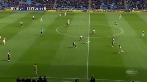 Vitesse Feyenoord goals and highlights
