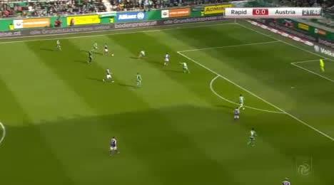 Rapid Wien Austria Wien goals and highlights