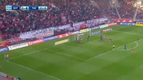 Olympiakos PAS Giannina goals and highlights