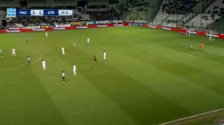 Panathinaikos Atromitos goals and highlights