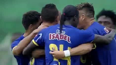 Delfin Emelec goals and highlights