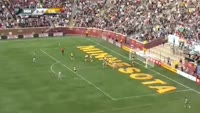 Miguel Ibarra scores in the match Minnesota United vs Colorado Rapids