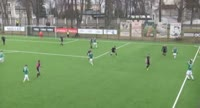 Rimo Hunt scores in the match Levadia vs Kalju
