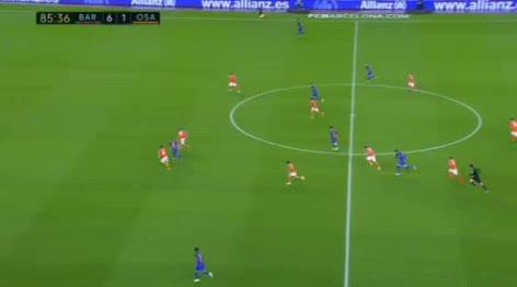 Barcelona Osasuna goals and highlights