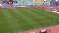 Arsenio Arsenio scores in the match Levski vs CSKA-Sofia
