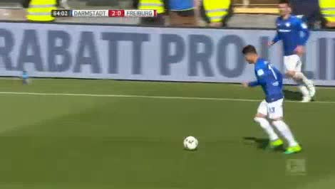 Darmstadt 98 Freiburg goals and highlights