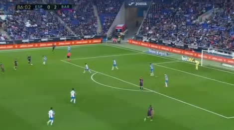 Espanyol Barcelona goals and highlights