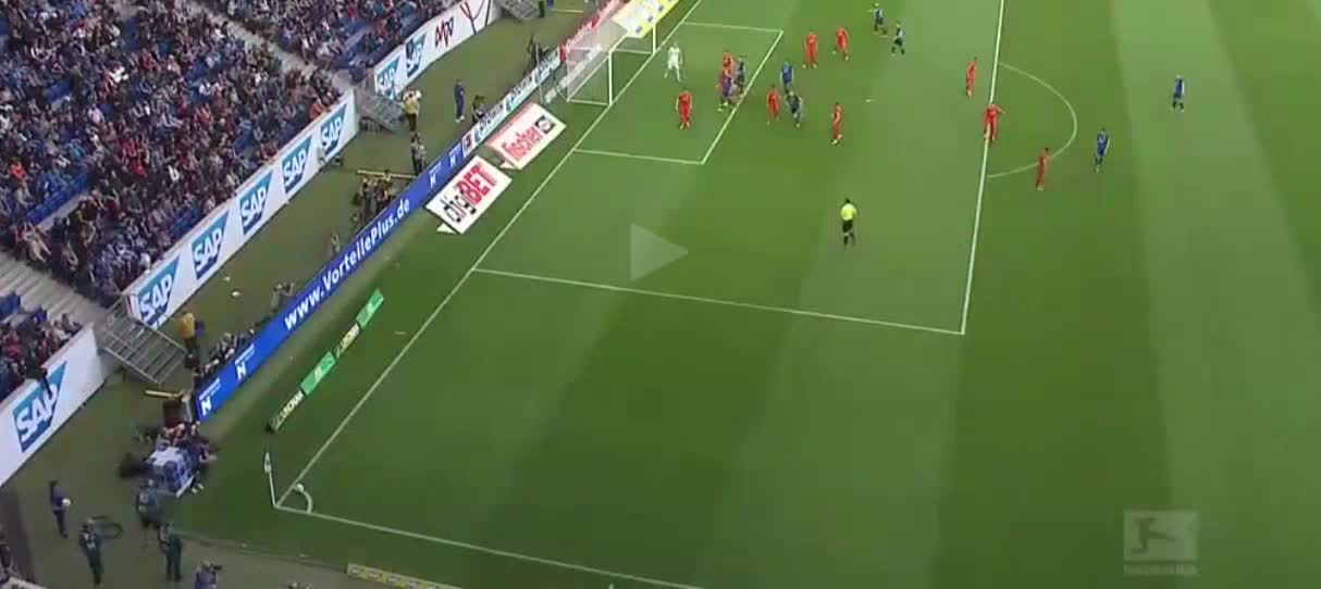 Hoffenheim Eintracht  Frankfurt goals and highlights