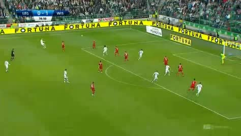Legia Wisla goals and highlights