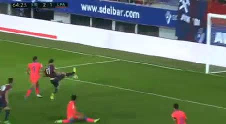 Eibar Las Palmas goals and highlights