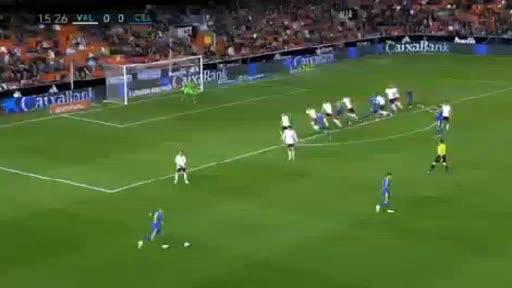 Valencia Celta Vigo goals and highlights
