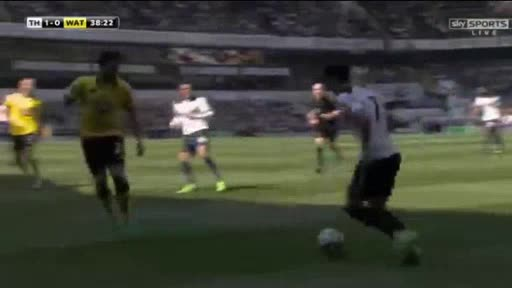Tottenham Watford goals and highlights