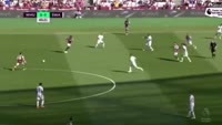 Cheikhou Kouyate scores in the match West Ham vs Swansea