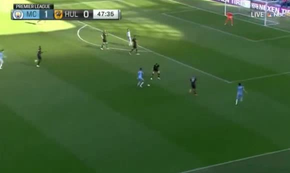 Manchester City Hull goals and highlights