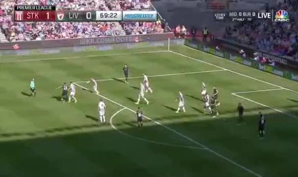 Stoke Liverpool goals and highlights