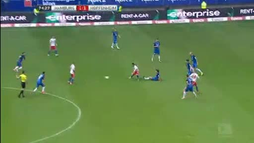 Hamburger Hoffenheim goals and highlights