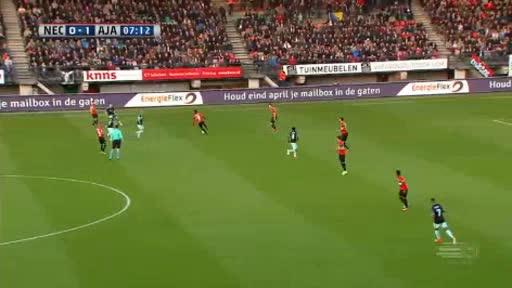 Nijmegen Ajax goals and highlights