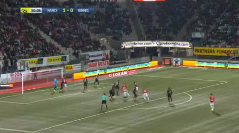 Nancy Rennes goals and highlights