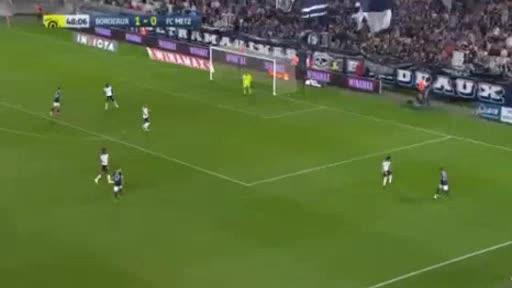 Bordeaux Metz goals and highlights