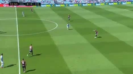 Celta Vigo Eibar goals and highlights
