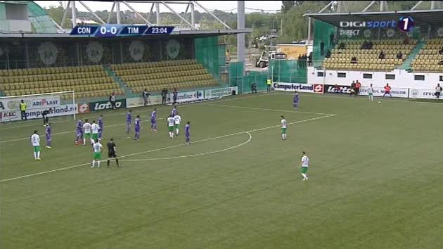 Concordia Poli Timisoara goals and highlights