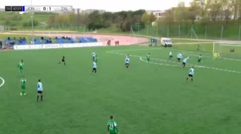 Jonava Zalgiris goals and highlights