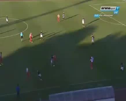Partizan Vojvodina goals and highlights