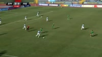 Vasil Shopov scores in the match Dunav Ruse vs Ludogorets