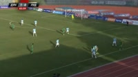 Claudiu Keseru scores in the match Dunav Ruse vs Ludogorets