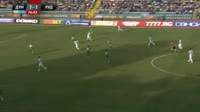 Birsent Karageren scores in the match Dunav Ruse vs Ludogorets